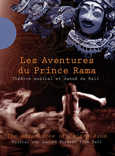 The Adventures Of Prince Rama (Danzas,