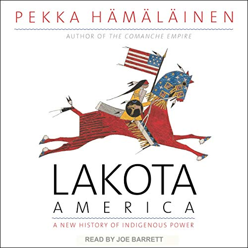 Lakota America audiobook cover art