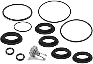 Intex Replacement Gasket and Air Release Valve Set (as Shown)