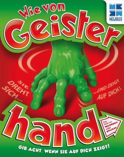 Megableu 678453 - Wie von Geisterhand (Come per magia), Gioco da Tavolo
