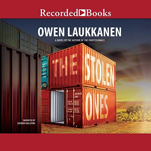 The Stolen Ones audiobook cover art