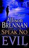Bargain eBook - Speak No Evil