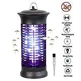Wanfei Lampe Anti Moustique, 6W UV Tué Moustique Electrique Anti Insectes Répulsif...