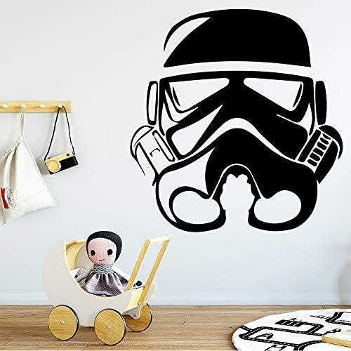 Décoration de la Maison Totale Autocollant PVC Vie Chambre Enfant Autocollant Murale M 30cm X 31cm