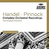 Handel: Obras Orquestales Completas