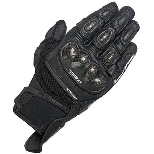 Alpinestars Motorrad-Damen-Handschuhe Stella SPX Air Carbon pink/schwarz