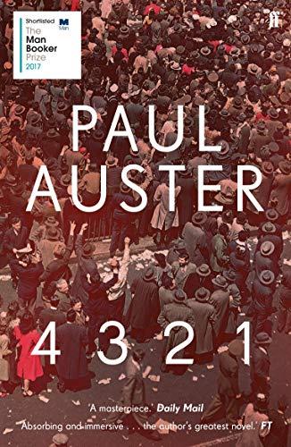 4321: Paul Auster
