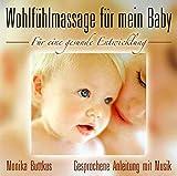 Babymassage: Angeleitete Massage CD