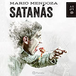 Satanás audiobook cover art