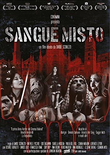 Dvd - Sangue Misto (1 DVD)
