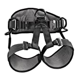 PETZL - AVAO SIT, Seat Harness for Work Suspension, Size 2, Black