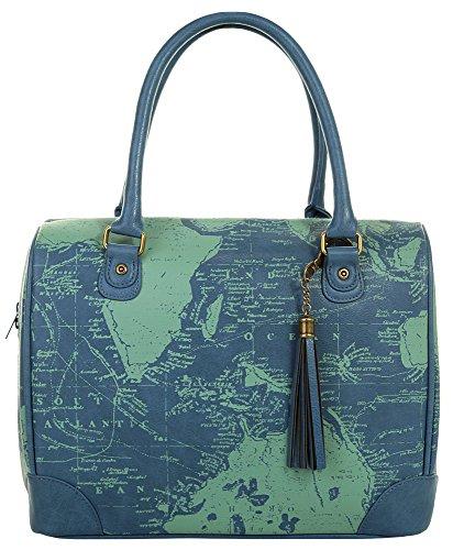 Blutsgeschwister Railway Romance Case Handtasche 32 cm