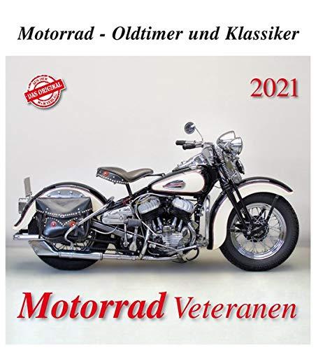 Motorrad Veteranen 2021: Motorrad - Oldtimer und Klassiker