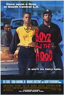 (27x40) Boyz n the Hood Movie Poster
