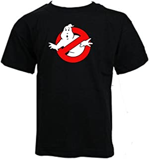 Kids - Ghostbusters Glow in The Dark Classic Movie Boys T-Shirt