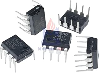 5 PCS JRC4558 4558 4558D JRC4558D DIP-8 Integrate IC Chip
