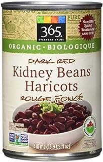 365 Everyday Value Organic Dark Red Kidney Beans, 15.25 oz