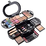 Cameo Carry All Beauty Case 90pc Pro Make Up Set - Premium Collection by Cameo Cosmetics