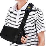 Ortesi di stabilità della spalla per frattura del braccio Immobilizzatore Supporto del gomito sul polso, supporto dell ortesi per sublussazione della spalla