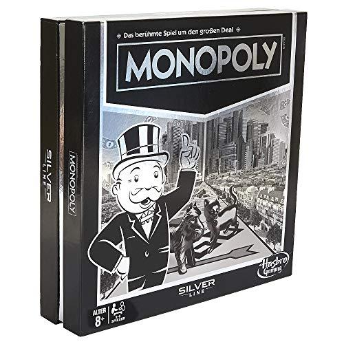 Preisvergleich Produktbild Monopoly Silver Line C3546 Hasbro .