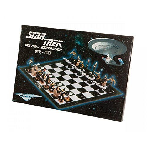 STAR TREK The next Generation CHESS Schach