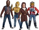 Imagine by Rubie's Child's Star Wars Light Side Dress-Up Trunk Set, One Size
