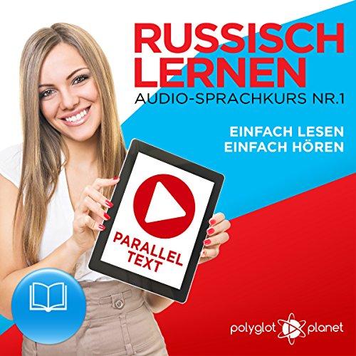 Russisch Lernen: Einfach Lesen, Einfach Hören Titelbild