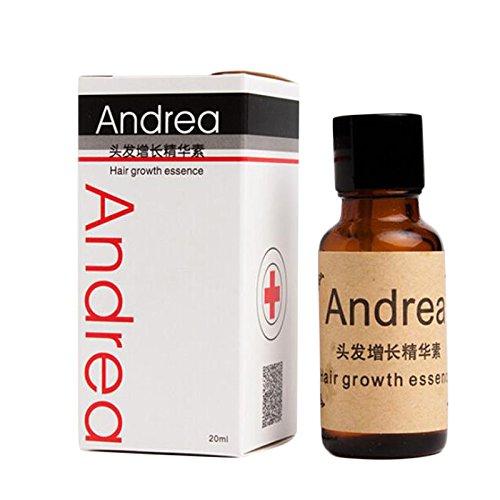 Hair care Original Authentic 100% Andrea Hair Growth Essence Hair Loss Liquid 20ml dense Hair Growth Serum