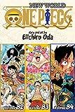 One Piece (Omnibus Edition), Vol. 28 [Idioma Inglés]: Includes vols. 82, 83 & 84