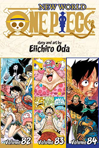 One Piece (Omnibus Edition), Vol. 28: Includes vols. 82, 83 & 84: Volume 28