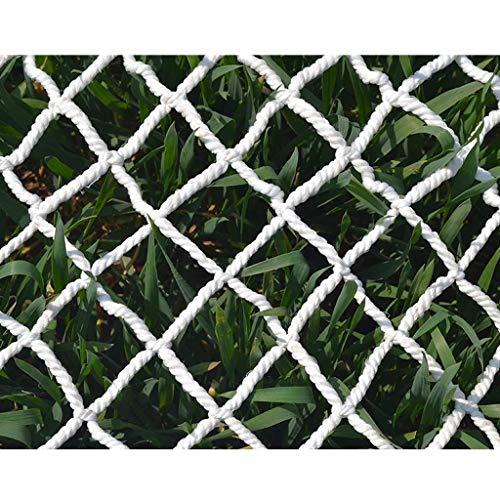 Malla de jardín YINUO Equipo de Deportes al Aire Libre portátil Red de Malla multifunción Red de portería de fútbol for protección del jardín Escalada Crecimiento Vegetal (Color : 2 * 8m) 🔥
