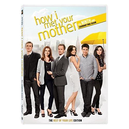 How I Met Your Mother: Season 9 (3 Dvd) [Edizione: Stati Uniti]