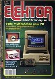 ELEKTOR ELECTRONIQUE [No 150] du 01/12/1990 - CARTE MULTI-FONCTION POUR PC...