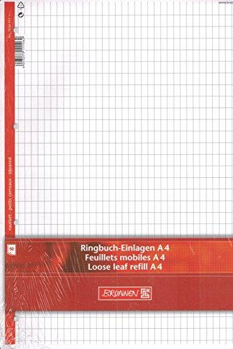 Ringbuch-Einlagen/Papier