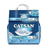 CATSAN Hygiene Plus - Litière Minérale pour Chat, Sac de 10L