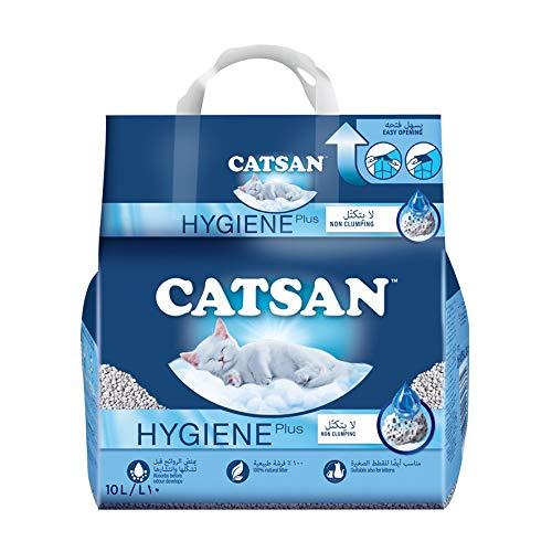 Catsan Hygiene Plus nicht klumpendes Katzenstreuung (1 x 10l)