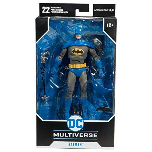 DC Multiverse McFarlane Batman Dective Comics #1000 --- Limited Edition Chase --- Blue