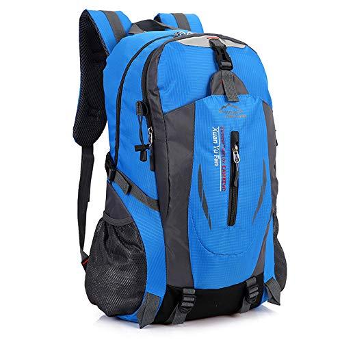 CMZ Rucksack Outdoor Bergsteigertasche Männer und Frauen Reitrucksack Sporttasche Freizeitreise Reiserucksack 40L