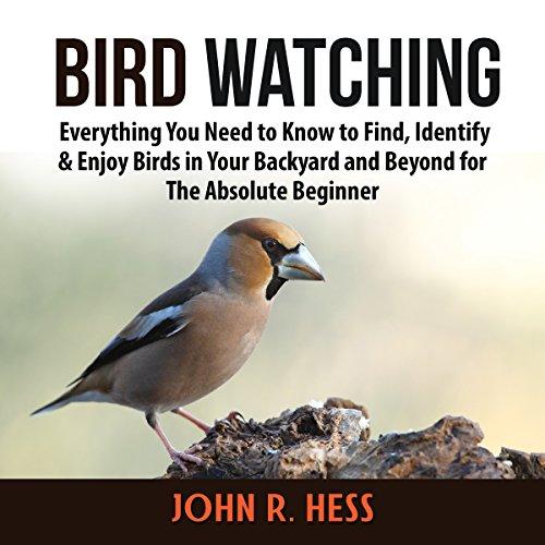 Bird Watching audiobook cover art