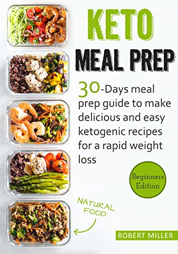 meal prep for keto diet beginners book