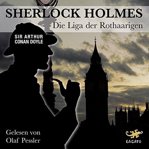 Die Liga der Rothaarigen (Sherlock Holmes) Titelbild
