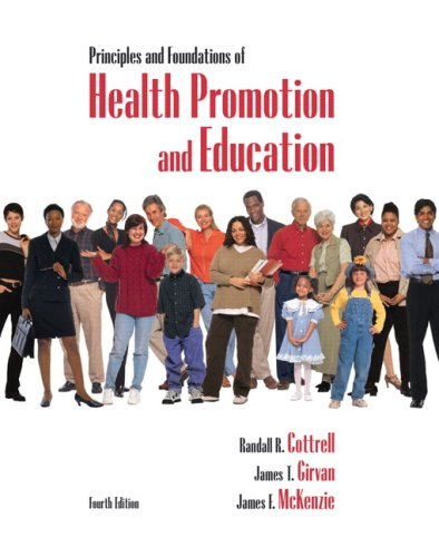 Principles and Foundations of Health Promotion & Education (4th Edition)