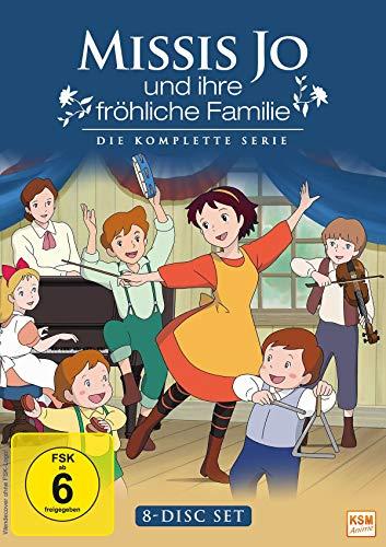 Missis Jo und ihre fröhliche Familie - Die komplette Serie [8 DVDs]