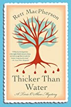 Thicker than Water (Torie O'Shea Mysteries Book 8)