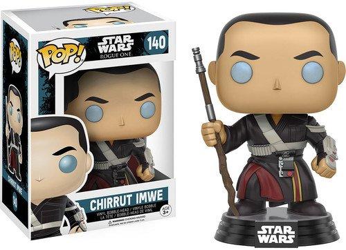 Funko 027221 Star Wars Rogue ONE – CHIRRUT IMWE, Multi