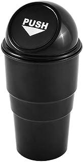 JIALTO Mini Car Trash Bin Can Holder Dustbin