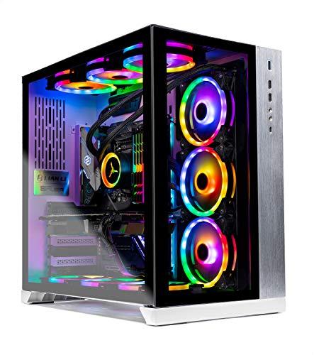 SkyTech Prism Gaming Computer PC Desktop – AMD RYZEN 9 3900X, RTX 2080 TI 11G, Asrock X570 Taichi, Samsung 970 EVO Plus 1TB, G.Skill RGB 32G TridentZ 3600, 2TB HDD, 802.11ax, Window 10 Pro
