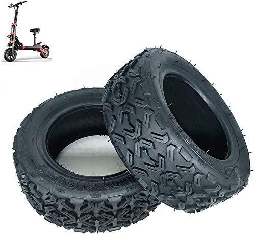 Neumáticos para Scooters Eléctricos, Neumáticos Todoterreno De Vacío 10X4.00-6, Neumáticos para Vehículos Todo Terreno De 10 Pulgadas, Neumáticos Antideslizantes Resistentes Al Desgaste para Scooters
