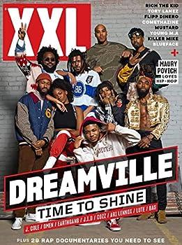 XXL Magazine  Spring 2019  Dreamville Time To Shine