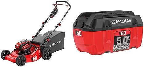 Best craftsman electric lawn mower Reviews
